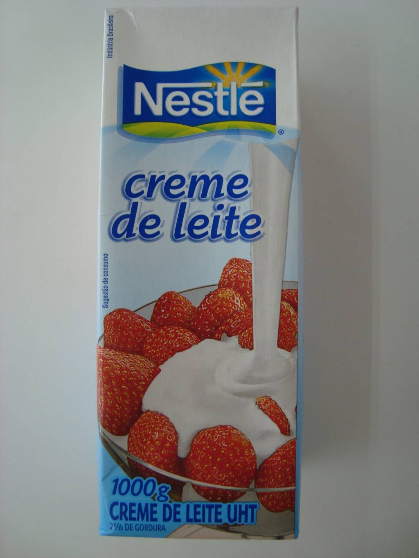 Creme de Leite Nestle Creme de Leite Nestle 1lt